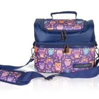Cooler Bag Natural Moms Sling Owl - Thermal Bag - Tas Penyimpan ASI