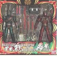 SIC 33 Kamen Rider Hibiki Kurenai & Todoroki