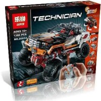 Lego Compatible Lepin 14 Technic Series 4x4 Crawler Limited