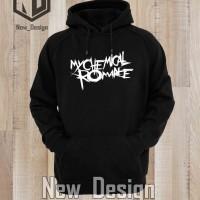 Jaket Sweater Hoodie My Chemical Romance Keren Warung Kaos