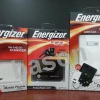 ENERGIZER XPAL Power Bank XP2001 | Portable Battery Charger untuk Ga