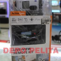 SONY HDR-AS200V/R Action Cam with RMLVR2 Remote