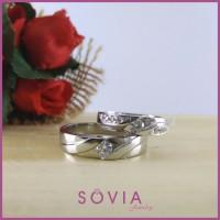 cincin kawin cincin lamaran cincin emas putih dan palladium