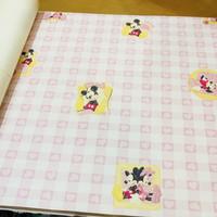 Wallpaper Dinding Mickey Mouse Warna Ceria Murah Sale