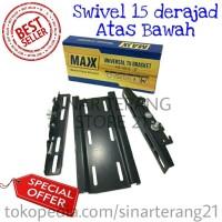 Bracket TV LCD / LED 15 - 32 inchi MAXX Braket Breket Dinding 15-32 in
