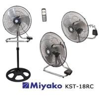 Kipas Angin BESI 3in1 MIYAKO KST-18RC - KST18 RC - KST 18 RC REMOTE