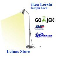 Harga ikea lersta lampu lantai baca bahan aluminium best seller | Pembandingharga.com