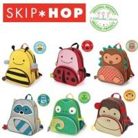 Skip hop zoo backpack Skiphop backpack tas sekolah anak tas skiphop
