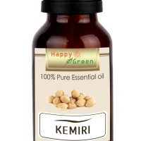 Minyak Atsiri Kemiri Kukui Nut Oil - 100% Asli Tanpa campuran 10 mL