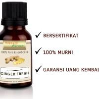 Minyak Jahe 10 ml - 100% Asli Minyak Atsiri