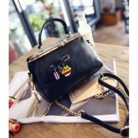Harga tas handbag tote bag vintage wanita feminim simpel gosh hush | WIKIPRICE INDONESIA