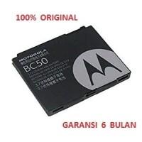 PROMO 100 ORIGINAL MOTOROLA Battery BC50 Aura C168 C257 C261 2812