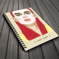 Sketch book buku gambar sketsa landscape notebook