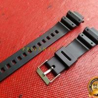 RUBBER STRAP TALI JAM TANGAN CASIO G-SHOCK DW-5900 DW-6500 DW-6600