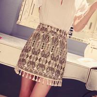 rok panjang dress panjang long pesta gaun atasan wanita fashion kore