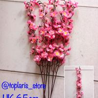 Bunga Sakura MeiHwa Imlek 01
