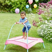 trampoline . ELC trampoline