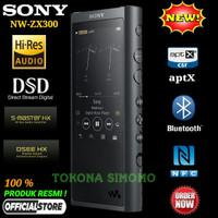 Sony NW ZX300 Hi-Res Walkman 64GB Digital Music Player Original
