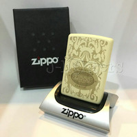 Korek Zippo Original 28854 American Classic Cream Matte