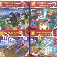 Mainan Lego Spider-Man Home Coming