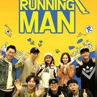 kaset dvd running man