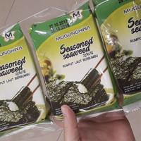 Mugunghwa seasoned seaweed