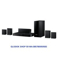 HOME THEATER SAMSUNG HT-J5100 BLU-RAY 5.1 CH HOME THEATER KARAOKE NEW