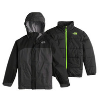 THE NORTH FACE BOYS BOUNDARY TRICLIMATE JACKET