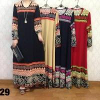 CLLAIRE Baju Muslim Tunik Blus Gamis Wanita Grosir