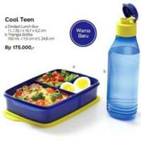 Coolteen Cool Teen Tupperware