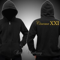 Jaket ZIpper CINEMA XXI