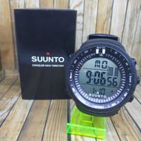 Jam Tangan Sporty Suunto Core Hitam RB01 kualitas Premium