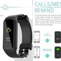 Jam Tangan Waterproof SKMEI Sport Smartwatch IOS ANDROID Diskon