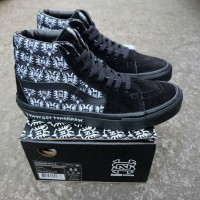 Sepatu Pria Sneakers Kets Cowok Murah Vans Sk8 Hi Neighborhood ICC