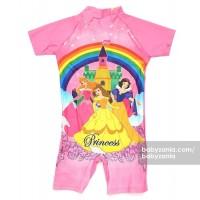 Babyzania Baju Renang Anak - Pink Princess MURAH