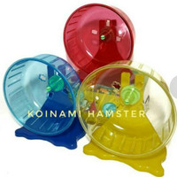 kincir hamster / joging hamster / mainan hamster / aksesoris hamster