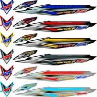 Striping Motor Honda Supra Fit New ( Wave )_01