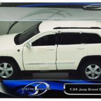 Diecast Maisto 1/24 - Jeep Grand Cherokee Laredo SUV