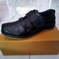 Sepatu Pantofel fantofel kulit pria kerja grosir suplier online murah