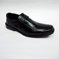 Sepatu pantofel formal dinas pria semi kulit murah supplier online