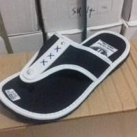 harga Sandal Casual Selop Pria Flat Jepit Slip On Slop Sepatu Sendal Santai Tokopedia.com