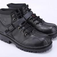 Jual Sepatu Boots Kulit Safety Hiking Shoes Adventure Bandung - ERLI 033 Murah
