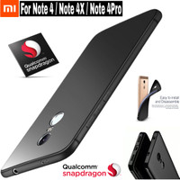 Case Xiaomi Redmi Note 4 / 4x / 4Pro Snapdragon Versi Global Hp Covers