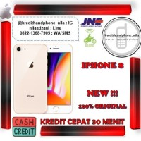 IPhone 8 256GB Internasional, Cash & Kredit Tanpa Kartu Kredit