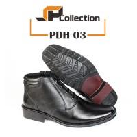 Sepatu Pantofel PDH 03 uk 39-43 bahan kulit sapi asli untuk ke kantor
