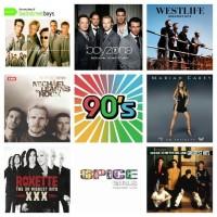 Top 300 Lagu Pop Barat Memories Nostalgia Thn 90 An FLAC dan FD 16 Gb