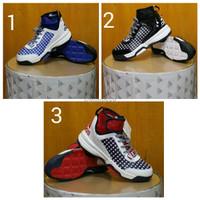 sepatu basket adidas import - sepatu basket murah meriah nike asics