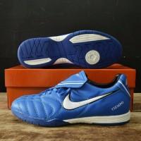 Produk Terlaris Sepatu Futsal Nike Tiempo Natural Biru