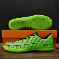 Produk Terlaris Sepatu Futsal Nike Mercurial X Victory IV IC Hijau