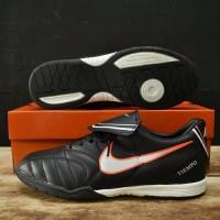 Produk Terlaris Sepatu Futsal Nike Tiempo Natural Hitam